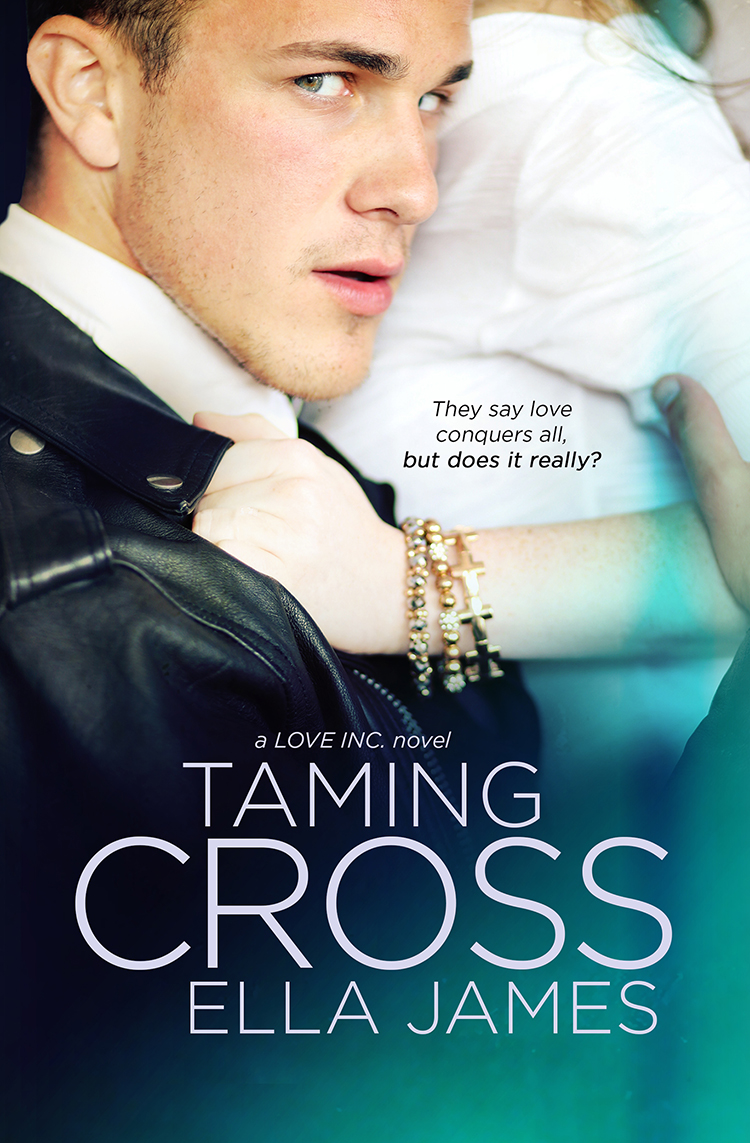Taming Cross by Ella James ebooksm